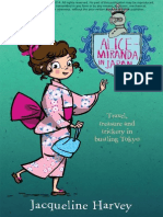 February Free Chapter - Alice-Miranda in Japan by Jacqueline Harvey