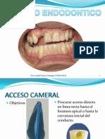 Acceso Endodoncia