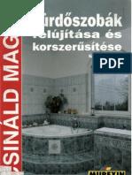 Fürdőfelújítás