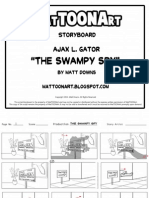 The Swampy Spy - Matt Downs