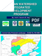 Buhisan Watershed Integrated Development Program(Mcwd)