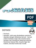 Presentasi Psoriasis