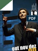 Teatro da Cerca de São Bernardo | Agenda Out Nov Dez