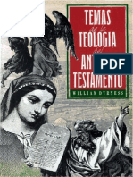 William Dyrness - Temas de La Teologia Del Antiguo Testamento