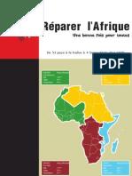 Réparer l'Afrique une bonne fois pour toute