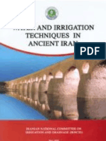 Water & Irrigation Techniques in Ancient Iran 2007