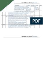 Ejemplo de Guía didáctica