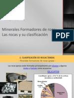 3-Minerale Formadores de Roca & Rocas