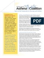 SC Asthma Coalition Asthma Report to Planning & Building Sonoma County 2009