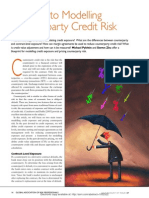 A Guide to Modelling Counter Party Credit Risk