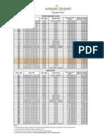 pricelist- amani grand pricelist 1st-3rd floor- january 82014