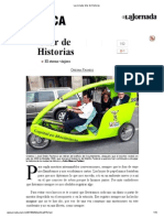 La Jornada Mar de Historias 02 Ene 2014
