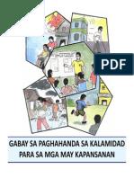 Personal Preparedness Guide (Filipino)