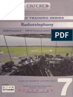 Oxford PPL Ground Training - Vol. 7 - Radiotelephony (Intl.)