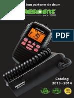 Catalog statii radio CB  President 2014 -www.sculegero.ro