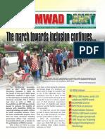 UMWAD Project Newsletter October 2010