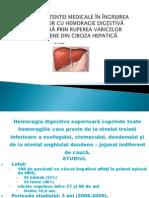 Rolul Asistentei in Ingrijirea Pacientilor Cu Hemoragie Digestiva Superioara Prin Ruperea Varicelor Esofagiene Din Ciroza Hepatica Ppt f97ac