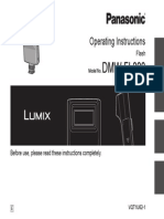 Panasonic DMW-FL220 flash