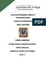 Tarea Academica Logistica - Rafael Salas