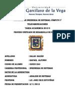 Tarea Academica Analisis de Sistemas - Rafael Salas Bazan