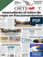 Periódico Norte edición impresa día 5 de febrero 2014