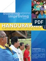Handurawan Newsletter June 2011