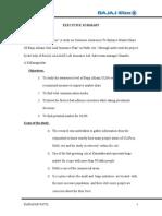 a study on customer awareness bajaj allianz