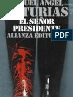 Análisis El Señor Presidente