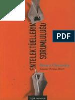 Noam Chomsky - Entelektüellerin Sorumluluğu.pdf