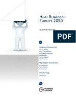 Heat Roadmap Europe 2050