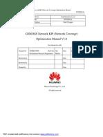 06 GSM BSS Network KPI _Network Coverage_ Optimization Manual