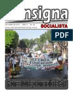 Consigna Socialista No. 20