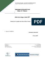 Presentation Du Projet Hydraulique PS Eau a Vohipeno 2007[1]