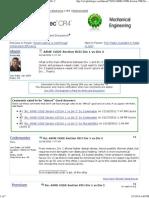 ASME CODE Section VIII Div 1 vs Div 2 Design Factor