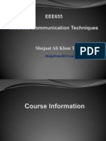 Wct Eee655 Course Info 2011