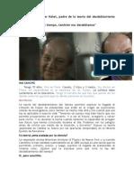 Jean Pierre Garnier El Desdoblament Del Temps