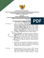 18 Perbup No. 26 Tahun 2013 Hibah Dan Bantuan Sosial Yang Bersumber Dari Anggaran Pendapatan Dan Belanja Daerah Kabupaten Kutai Kartanegara