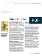 stretch iras