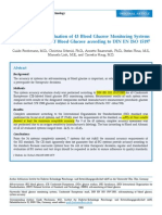 System Accuracy Evaluation of 43 Blood Glucose Monitoring Systems