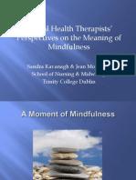 Mindfulness Presentation[1]