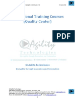 QAAgility QC Training India 1.1