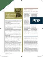 """Bleak economics – enter nutrigenomics"" Professor David Russell - June 2008"
