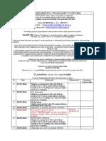 Načrt aktivnosti društva Vilko Mazi 2014