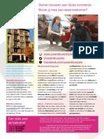 Fundraising Brochure NL1 4