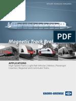 Magnetic Track Brake P 1269 En