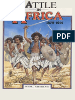 Battle in Africa 1879-1914 by Col Kurtz