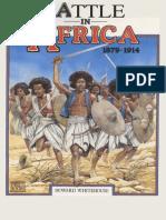 Battle in Africa 1879-1914 by Col Kurtz
