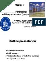 curs constructii industriale