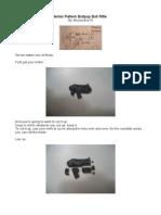 Tutorial - Mentor Pattern Bullpup Bolt Rifle