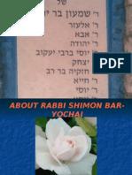 About - Rabbi Shimon Bar-Yochai